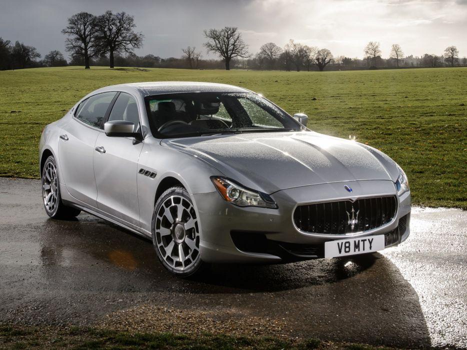 2014 Maserati Quattroporte S UK-spec luxury    g wallpaper