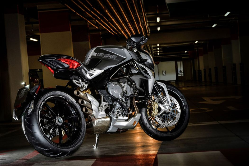 2014 MV-Agusta Brutale 800 Dragster superbike bike motorbike      g wallpaper
