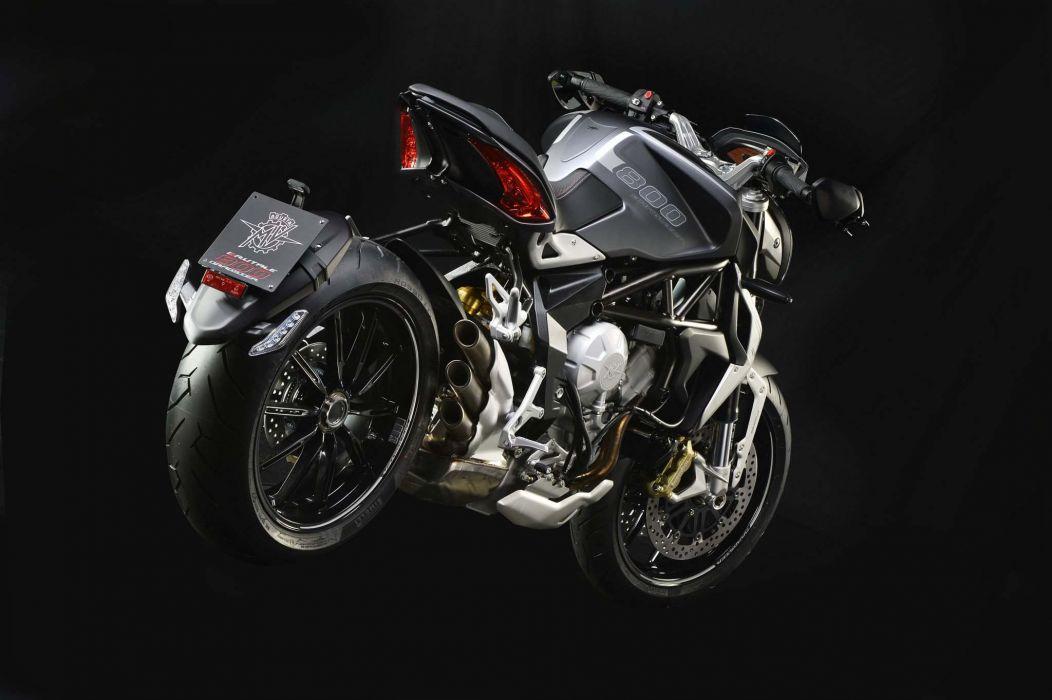 2014 MV-Agusta Brutale 800 Dragster superbike bike motorbike    hf wallpaper