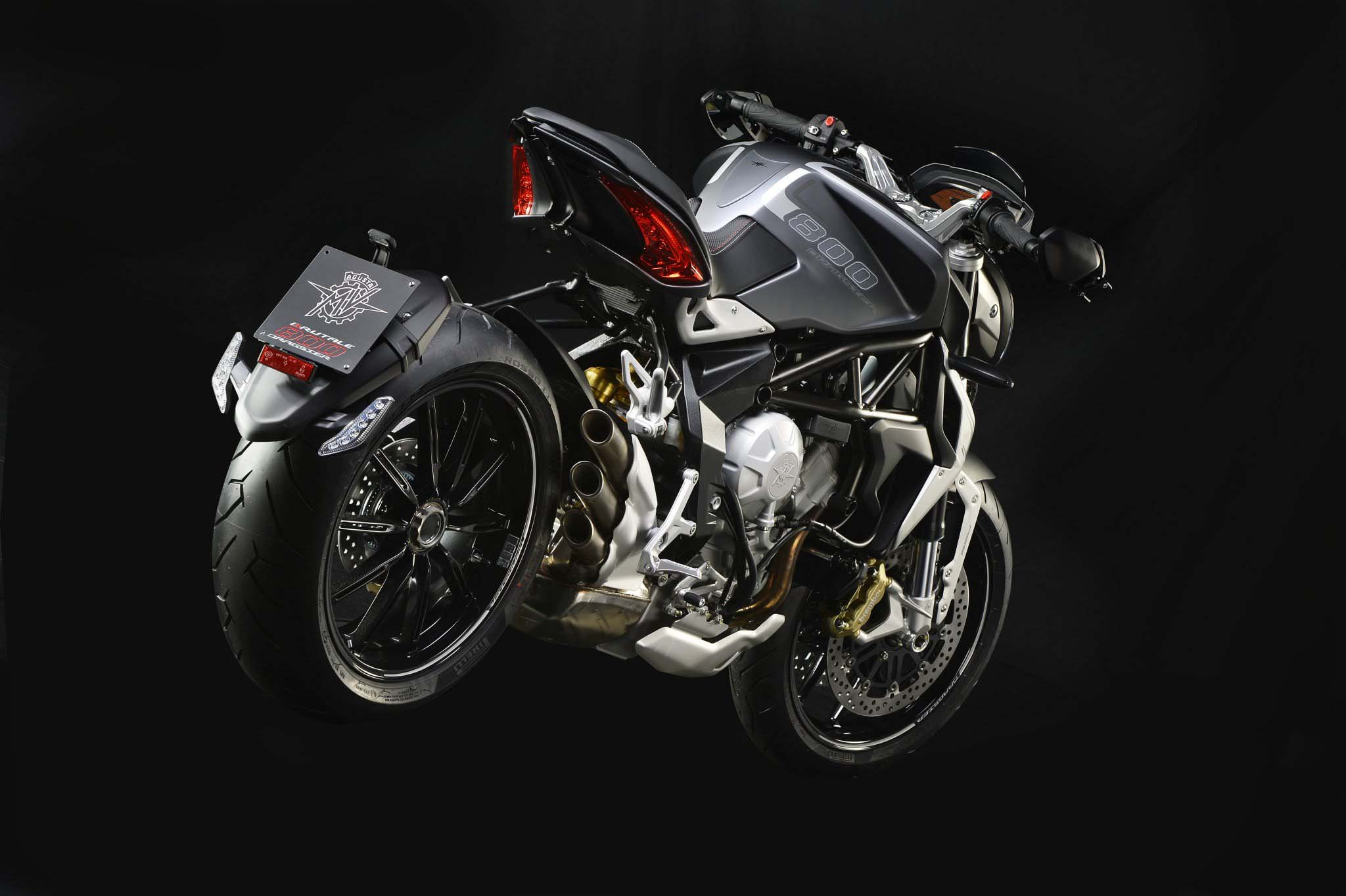 Wallpaper Mv Agusta Brutale 800 2017 Automotive Bikes: 2014 MV-Agusta Brutale 800 Dragster Superbike Bike