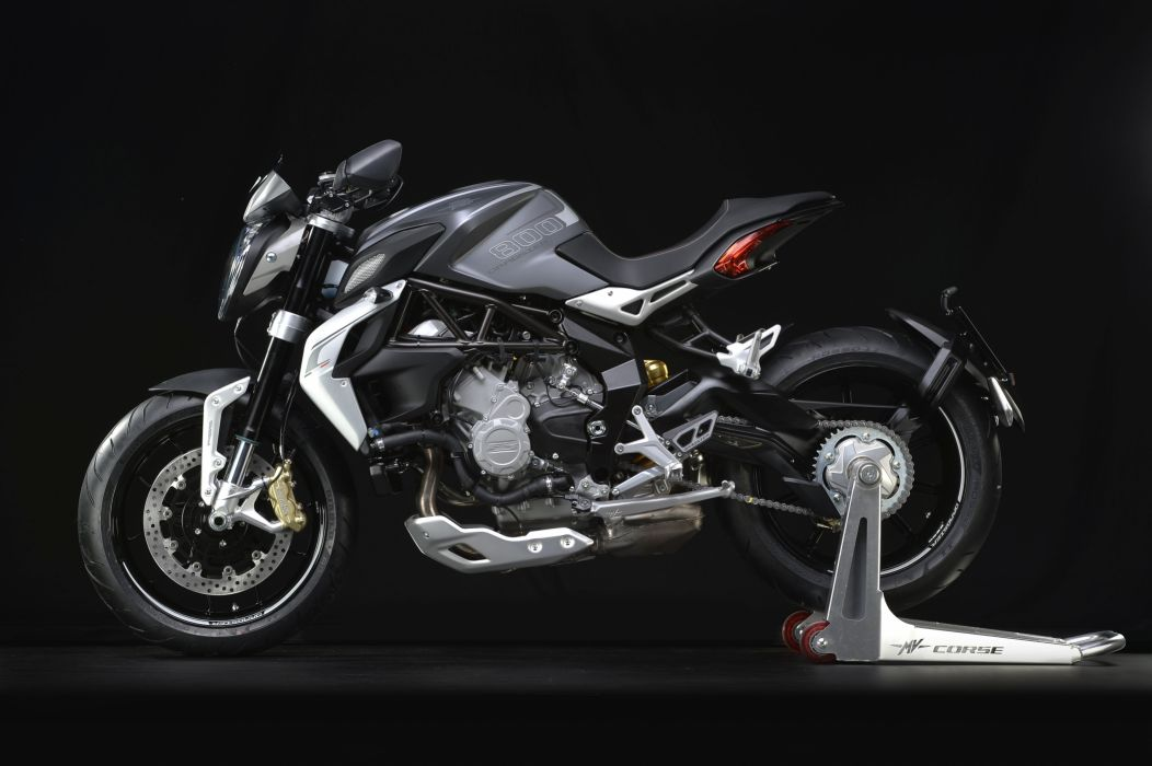 2014 MV-Agusta Brutale 800 Dragster superbike bike motorbike    gs wallpaper
