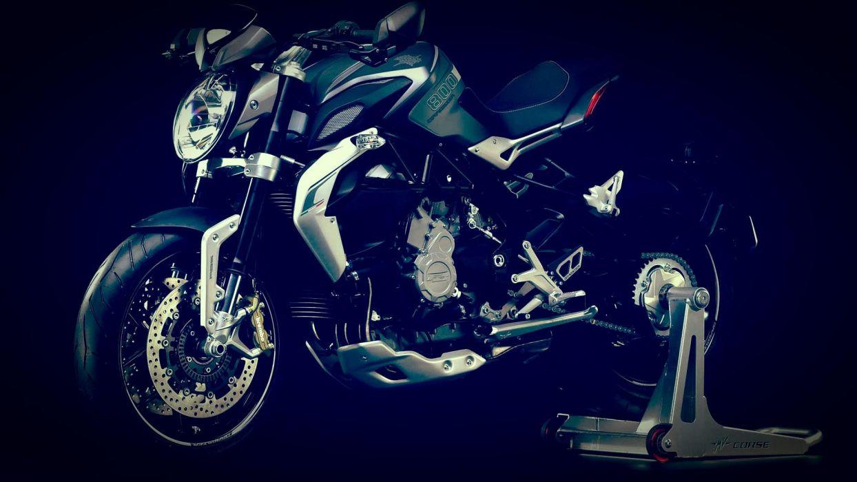 2014 MV-Agusta Brutale 800 Dragster superbike bike motorbike   hj wallpaper