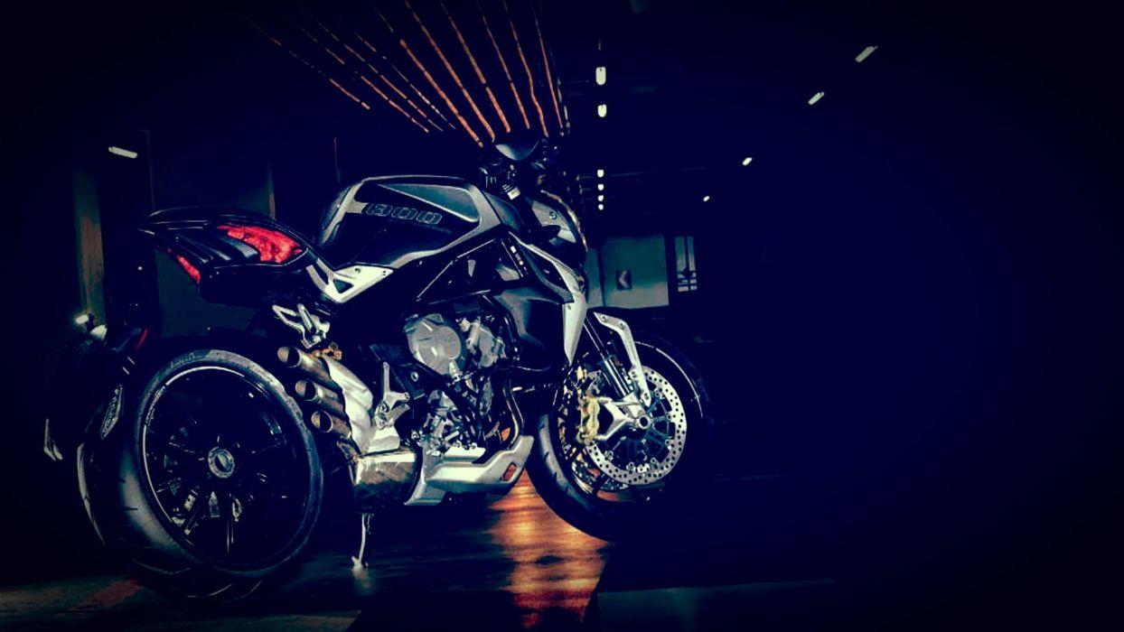 2014 MV-Agusta Brutale 800 Dragster superbike bike motorbike   hs wallpaper