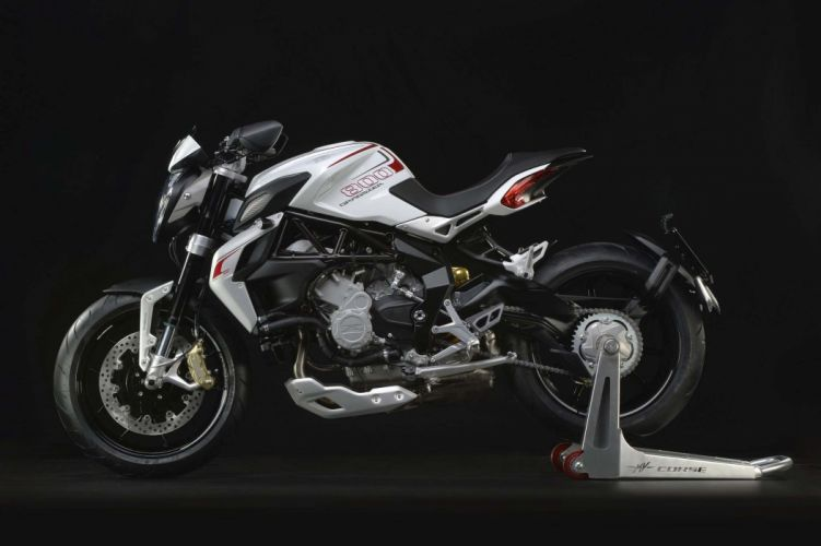 2014 MV-Agusta Brutale 800 Dragster superbike bike motorbike f wallpaper