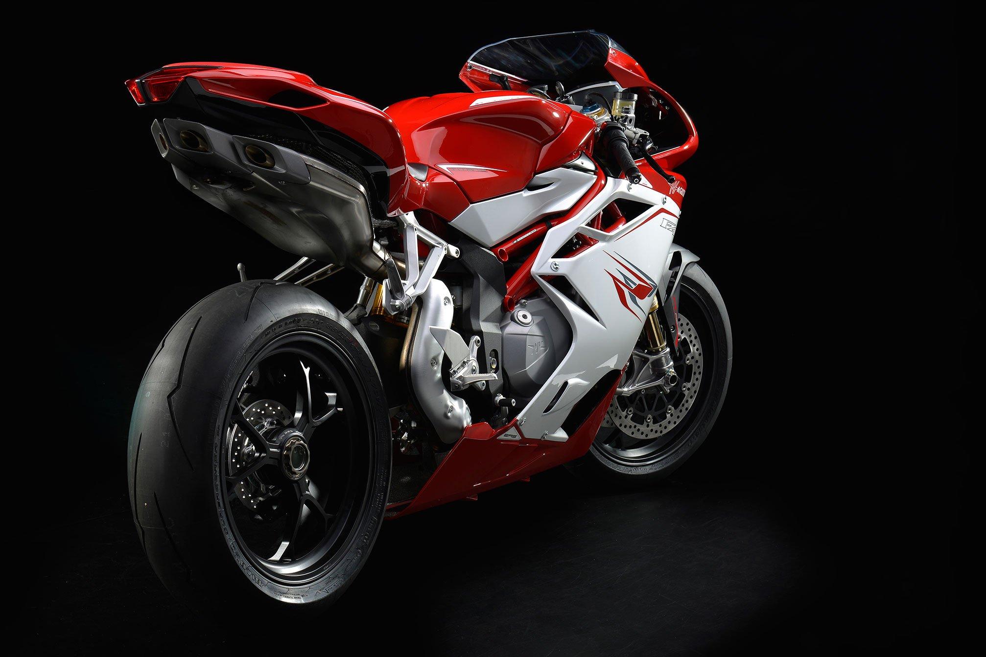 2014 MV-Agusta F4RR Motorbike Bike G Wallpaper