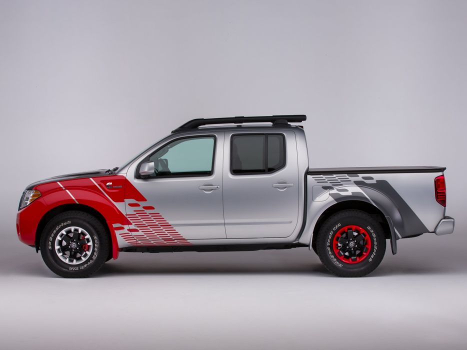 2014 Nissan Frontier Diesel Runner Concept pickup   r wallpaper