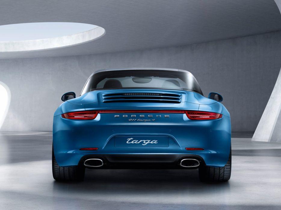 2014 Porsche 911 Targa 4 (991) supercar    g wallpaper