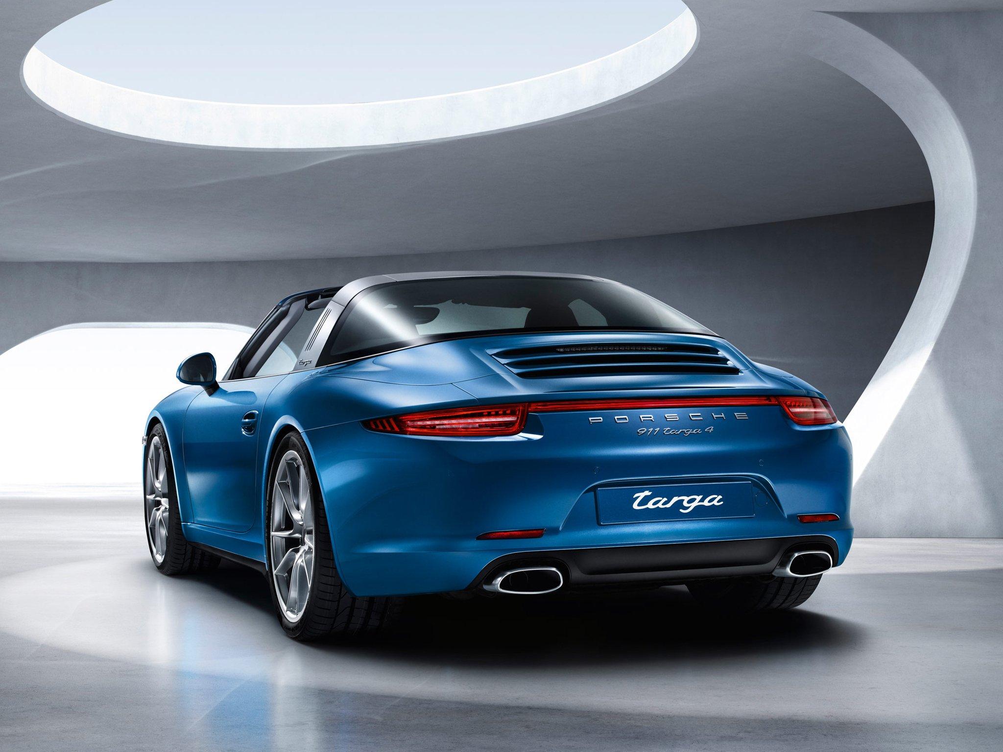 2014 Porsche 911 Targa 4 991 Supercar G Wallpaper