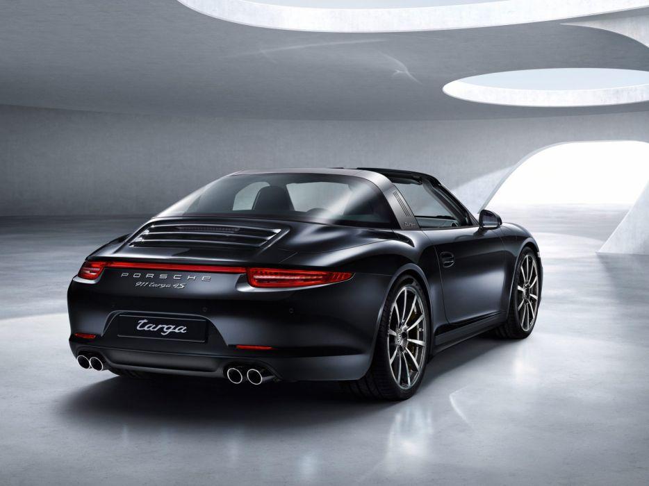 2014 Porsche 911 Targa 4S (991) supercar      g wallpaper