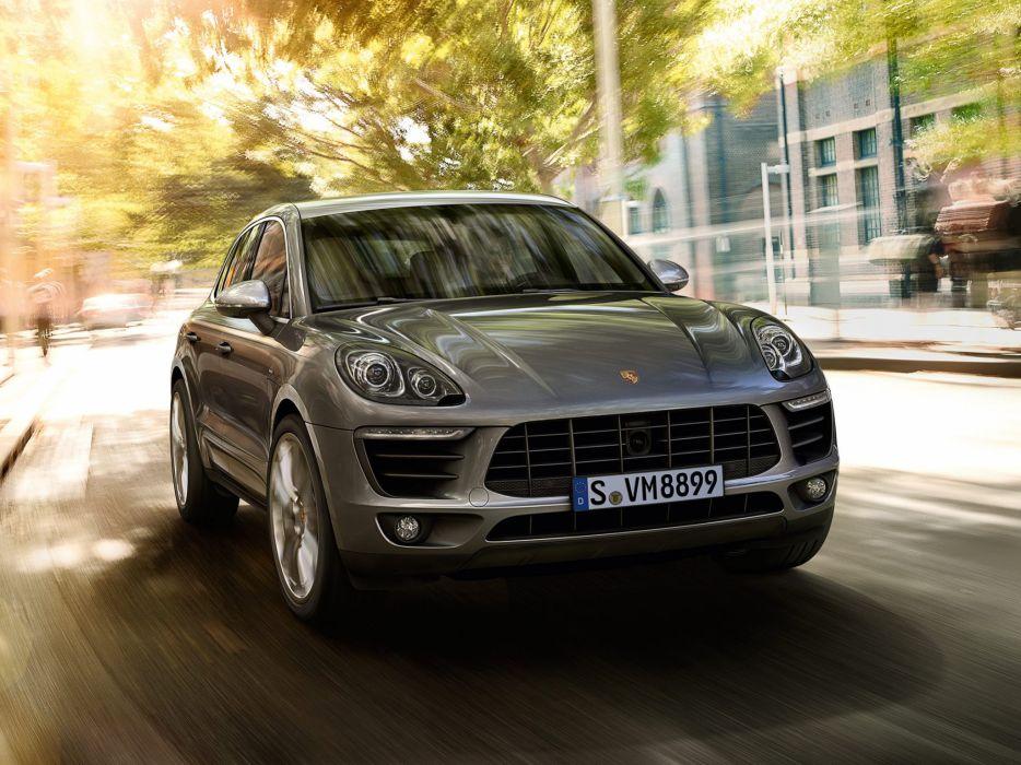 2014 Porsche Macan S Diesel    h wallpaper