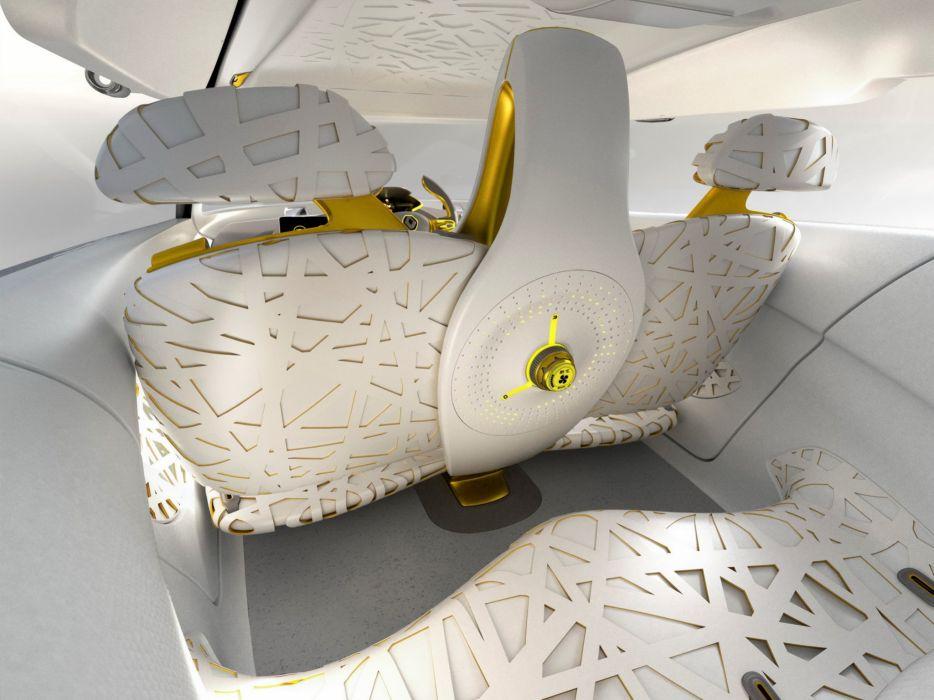2014 Renault KWID Concept interior h wallpaper