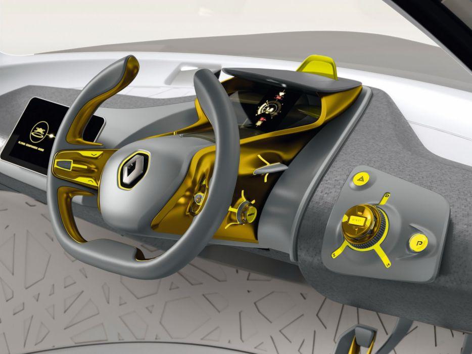 2014 Renault KWID Concept interior   n wallpaper