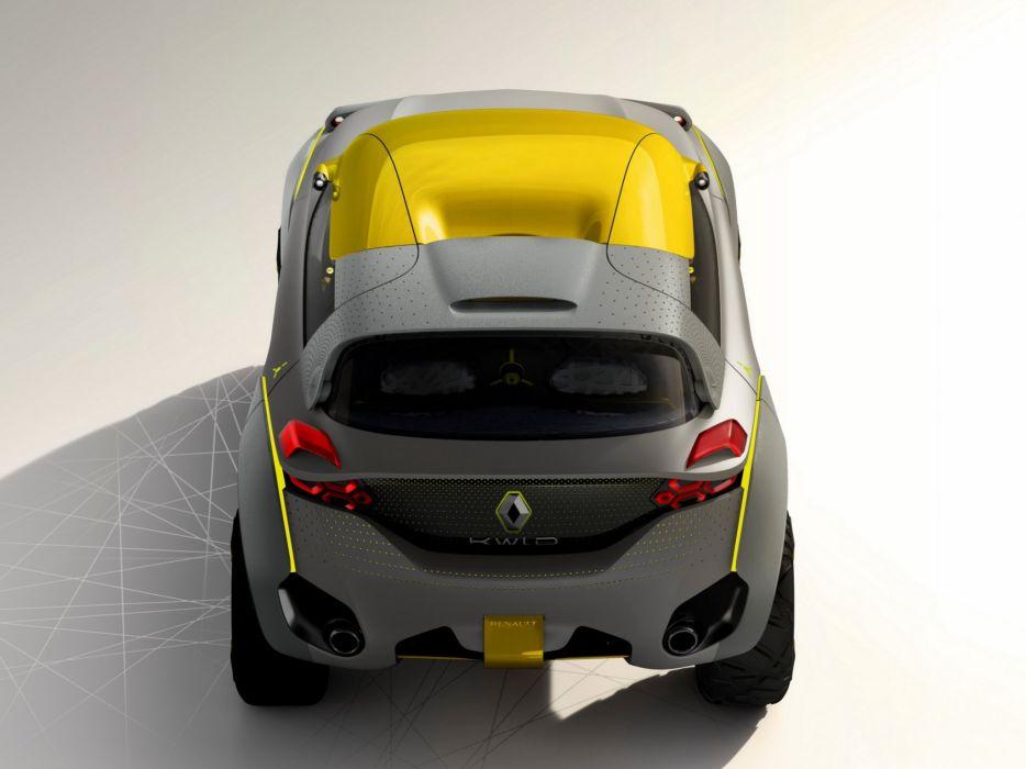 2014 Renault KWID Concept   h wallpaper
