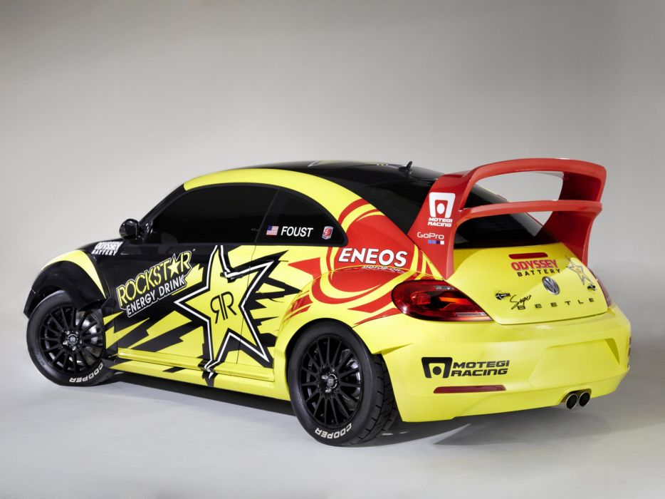 2014 Volkswagen Beetle GRC race racing tuning  f wallpaper