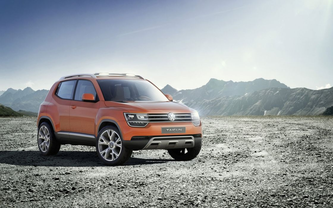 2014 Volkswagen Taigun Concept    h wallpaper