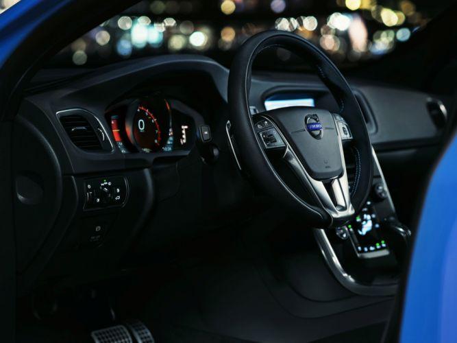 2014 Volvo S60 Polestar interior g wallpaper