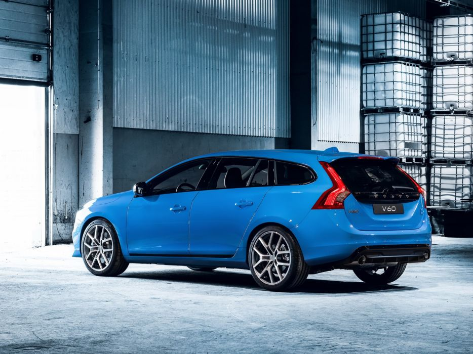 2014 Volvo V60 Polestar stationwagon   t wallpaper