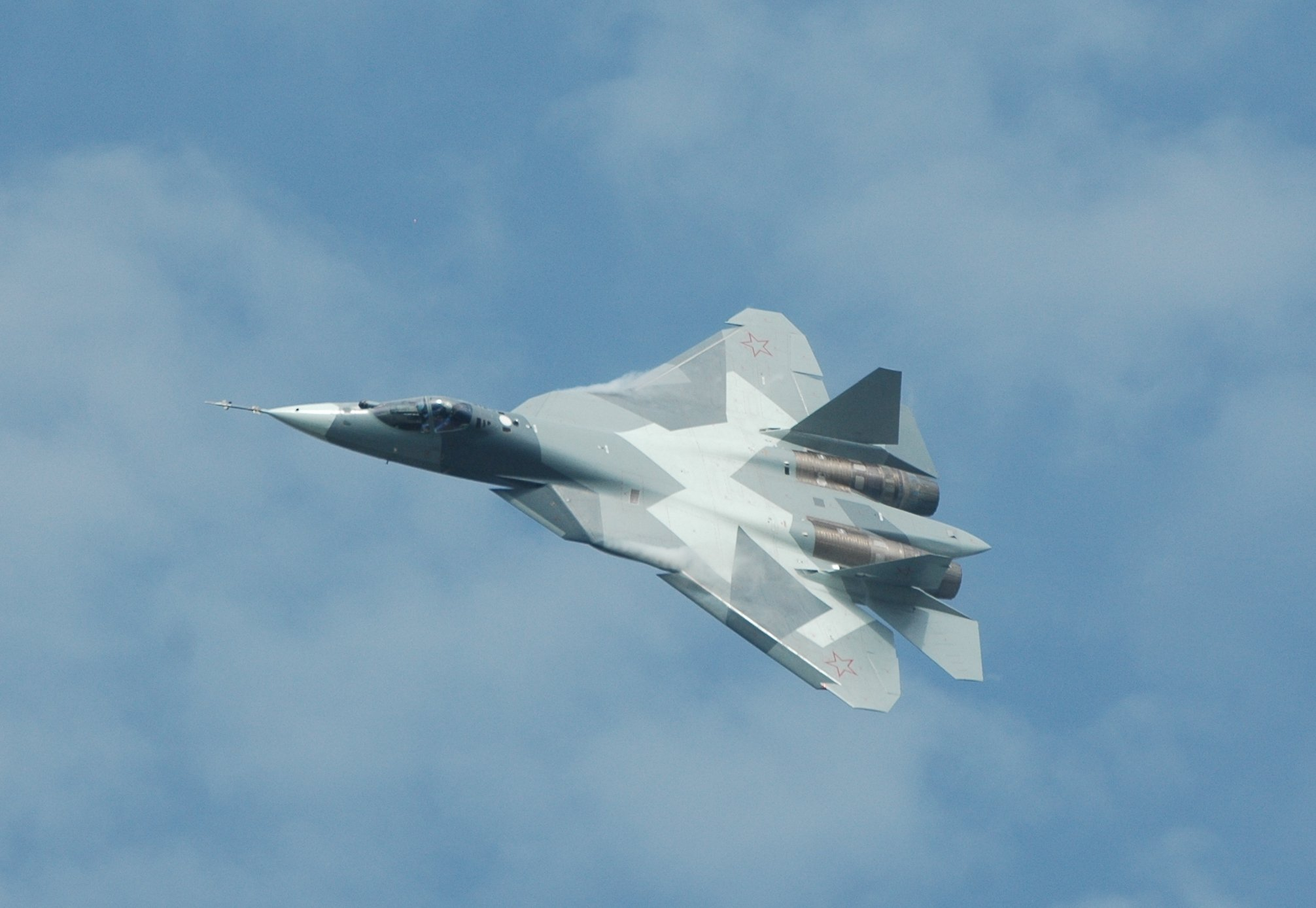 Sukhoi T 50 Fighter Jet Military Airplane Plane Stealth Pak F A Russian 32 JPG Wallpaper