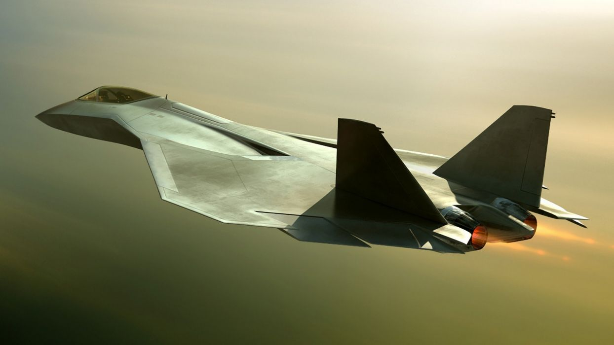 Sukhoi T-50 Fighter Jet military airplane plane stealth pak f-a russian (48) wallpaper