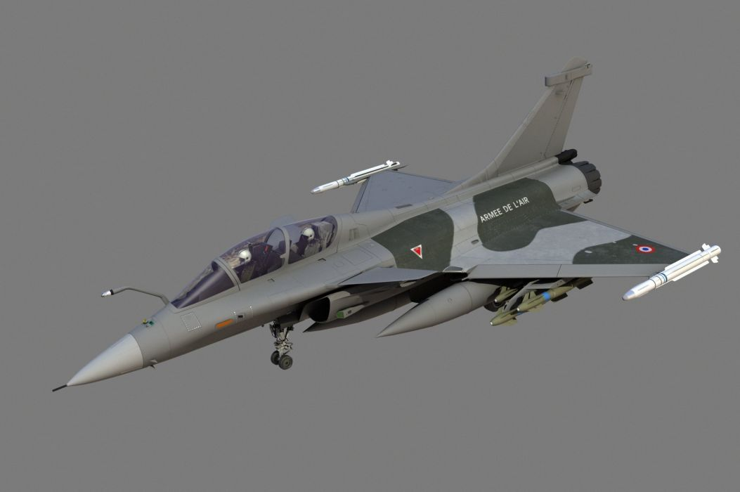 Rafale Fighter Jet military airplane plane fighter (7) wallpaper