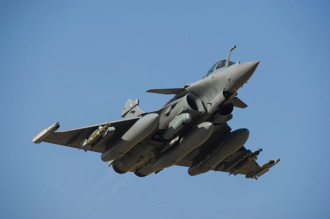 Rafale Fighter Jet military airplane plane fighter (16) wallpaper
