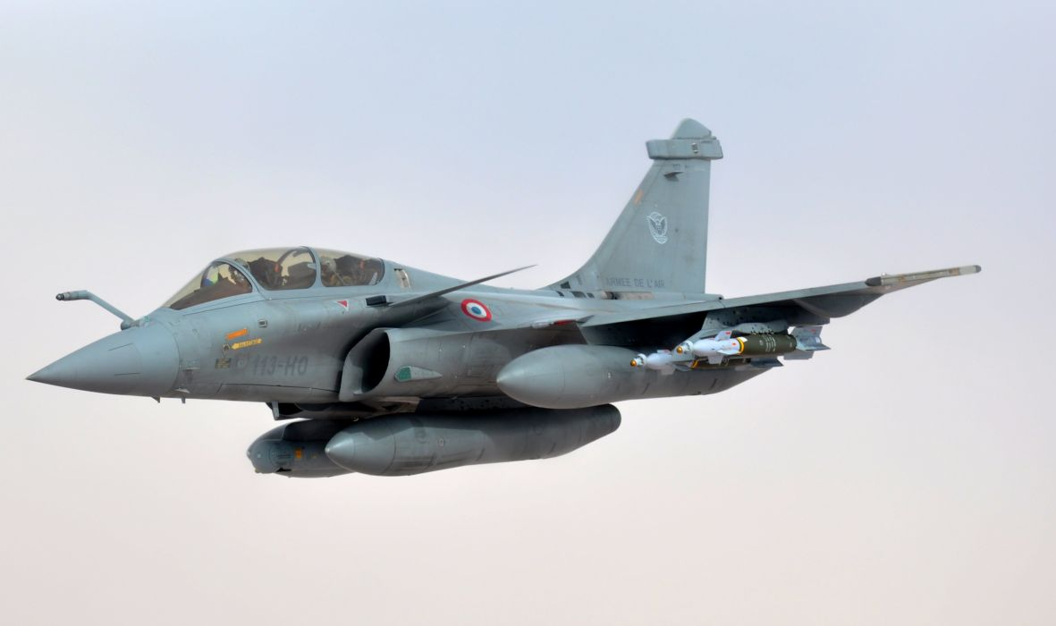 Rafale Fighter Jet military airplane plane fighter (26) wallpaper