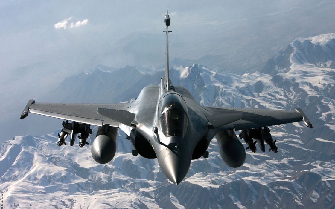 Rafale Fighter Jet military airplane plane fighter (33) wallpaper