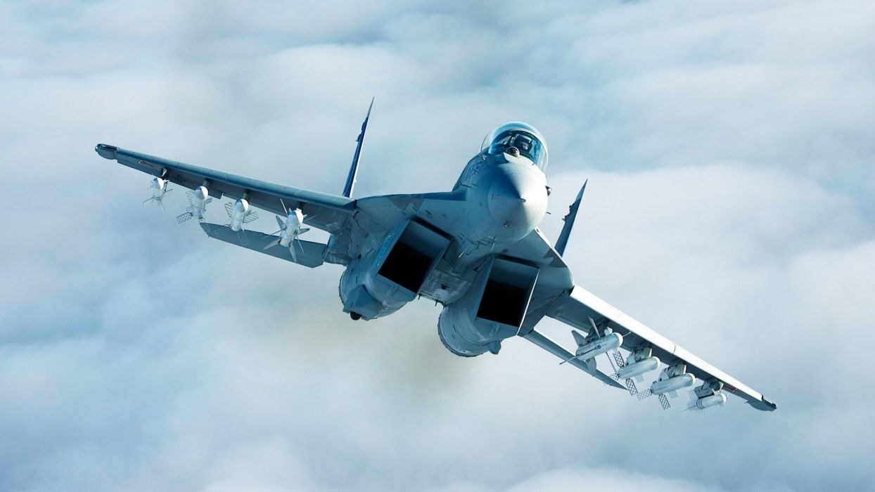 MIG-35 fighter jet russian airplane plane military mig (3) wallpaper