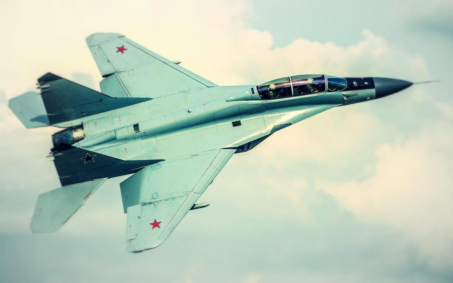 Mig 35 Hd Wallpaper: MIG-35 Fighter Jet Russian Airplane Plane Military Mig (21