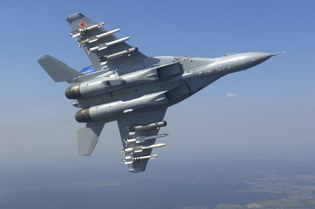 MIG-35 fighter jet russian airplane plane military mig (29) wallpaper
