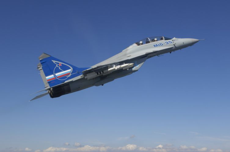 MIG-35 fighter jet russian airplane plane military mig (36) wallpaper