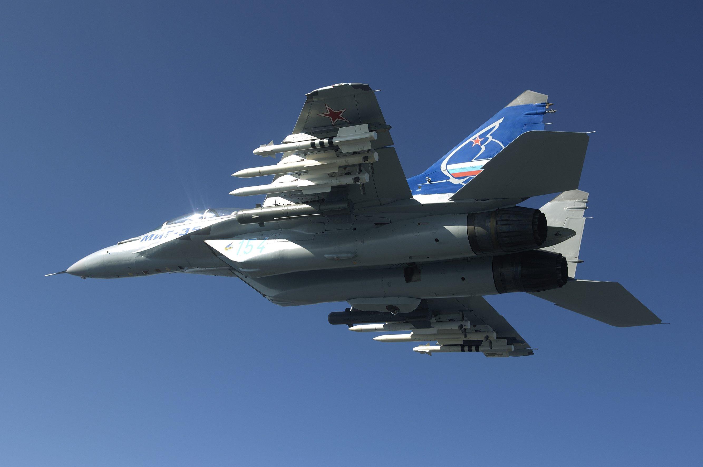 MiG-41A -Liberators- by slowusaurus on DeviantArt