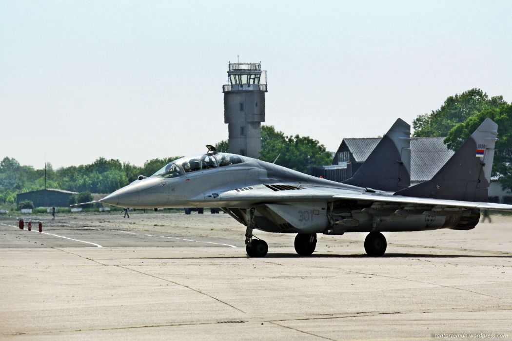 MiG-29 fighter jet military russian airplane plane mig (8) wallpaper