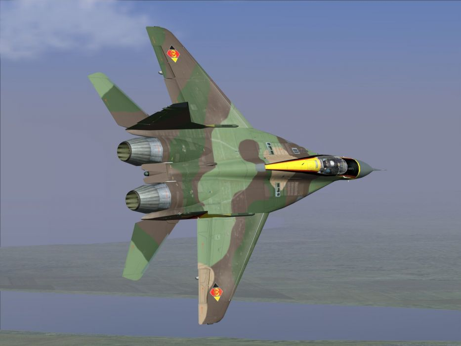 MiG-29 fighter jet military russian airplane plane mig (9) wallpaper