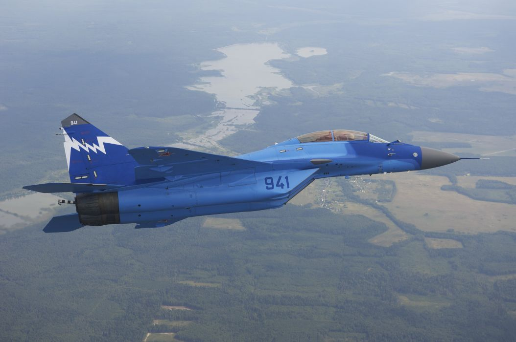 MiG-29 fighter jet military russian airplane plane mig (15) wallpaper