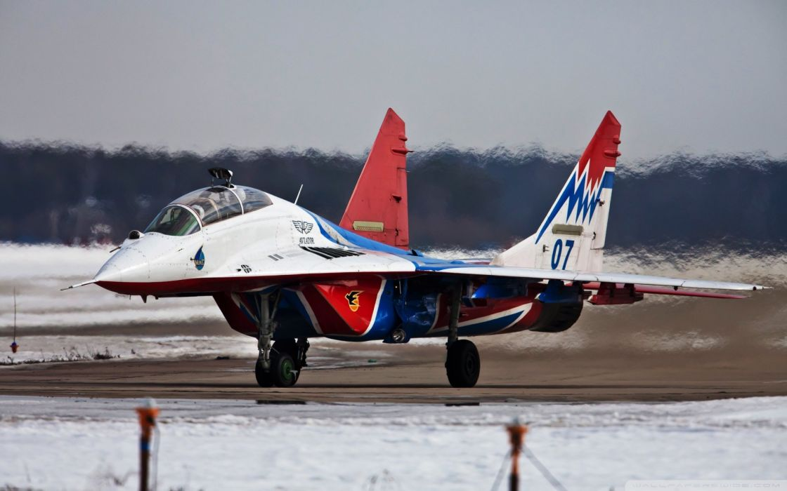 MiG-29 fighter jet military russian airplane plane mig (52) wallpaper