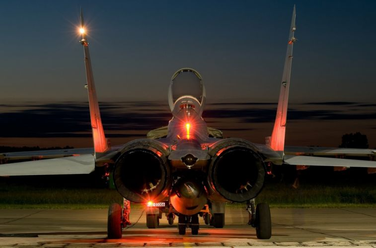 MiG-29 fighter jet military russian airplane plane mig (54) wallpaper