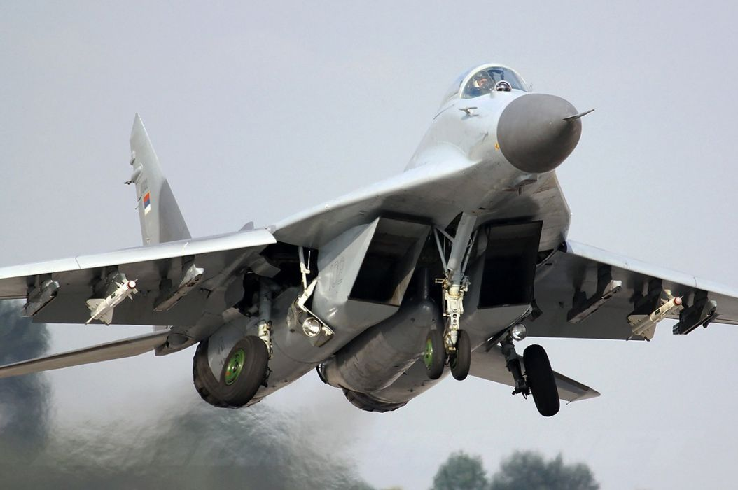 MiG-29 fighter jet military russian airplane plane mig (59) wallpaper