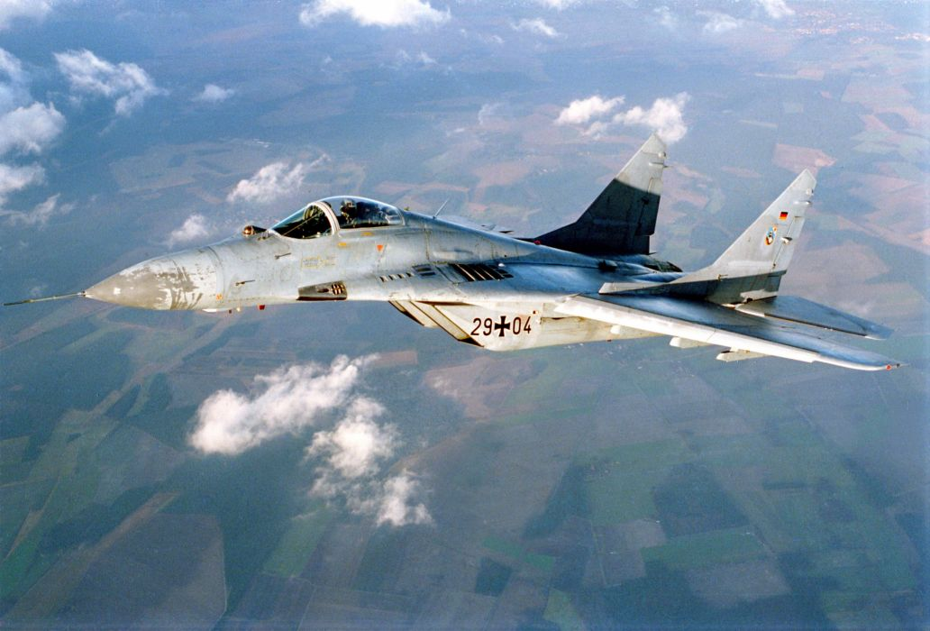 MiG-29 fighter jet military russian airplane plane mig (72) wallpaper