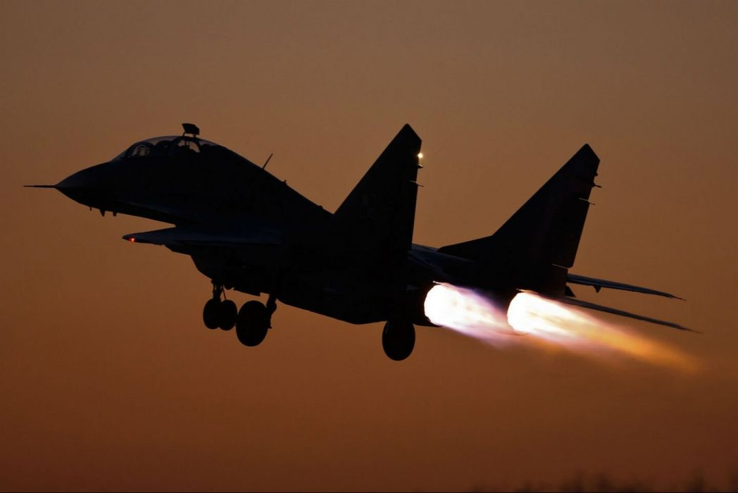 MiG-29 fighter jet military russian airplane plane mig (77) wallpaper