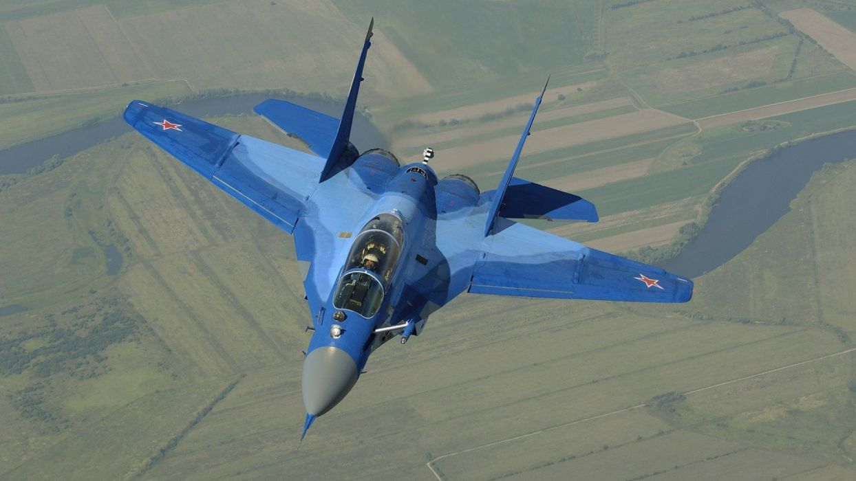 MiG-29 fighter jet military russian airplane plane mig (78) wallpaper