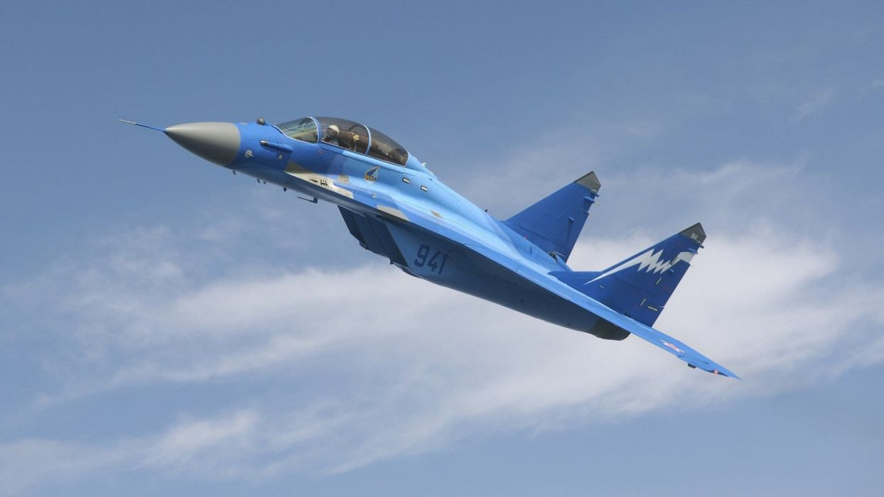 MiG-29 fighter jet military russian airplane plane mig (79) wallpaper