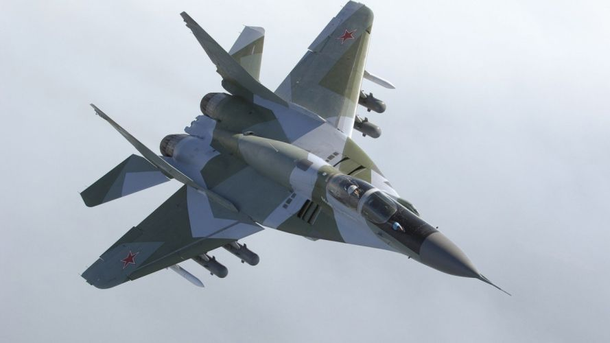 MiG-29 fighter jet military russian airplane plane mig (80) wallpaper