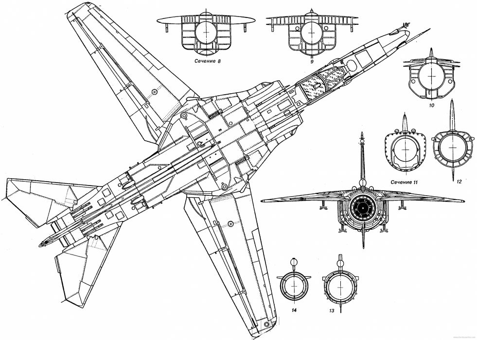 MIG-27 fighter jet russian airplane plane military mig (2) wallpaper