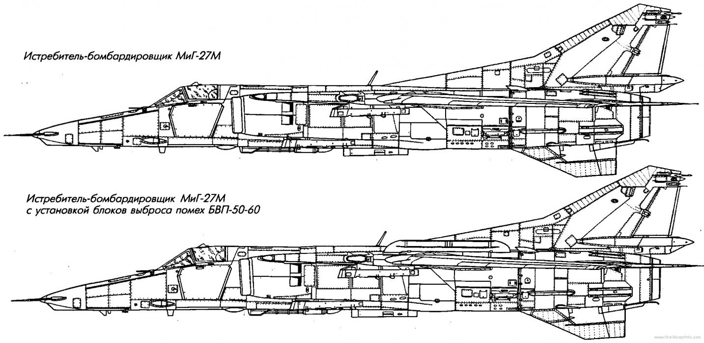 MIG-27 fighter jet russian airplane plane military mig (3) wallpaper