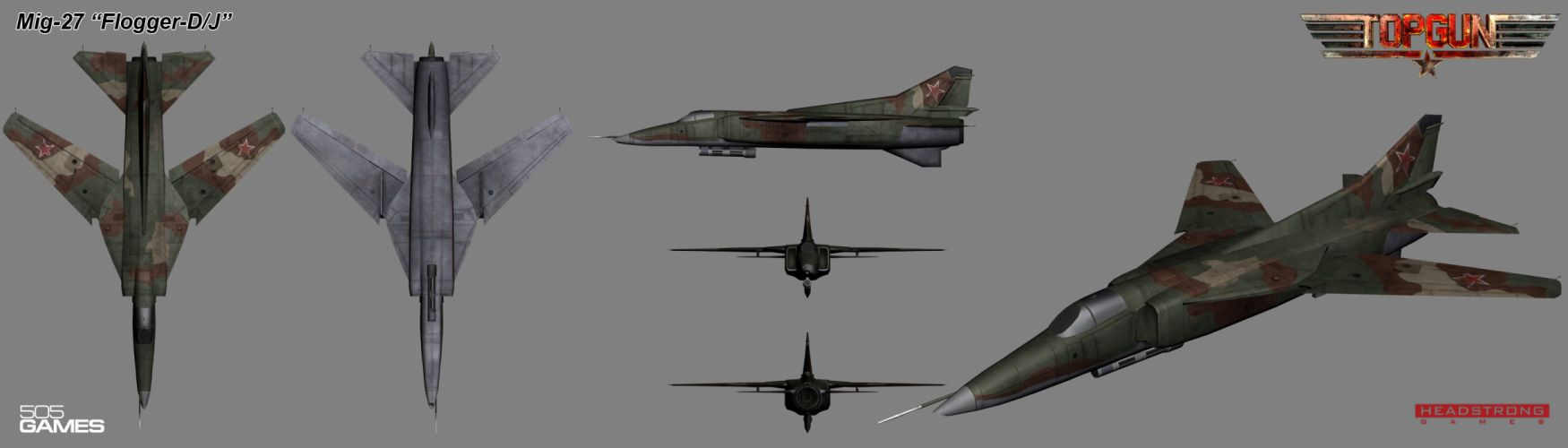 MIG-27 fighter jet russian airplane plane military mig (6) wallpaper