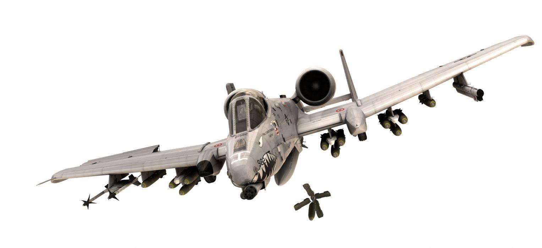 A-10 bomber jet fighter bomb military airplane plane thunderbolt warthog (2) wallpaper
