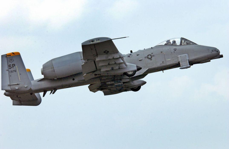 A-10 bomber jet fighter bomb military airplane plane thunderbolt warthog (5) wallpaper