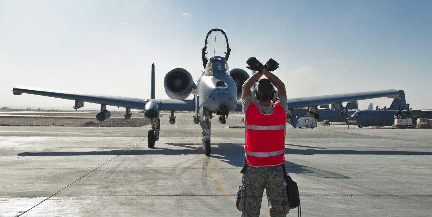 A-10 bomber jet fighter bomb military airplane plane thunderbolt warthog (43) wallpaper