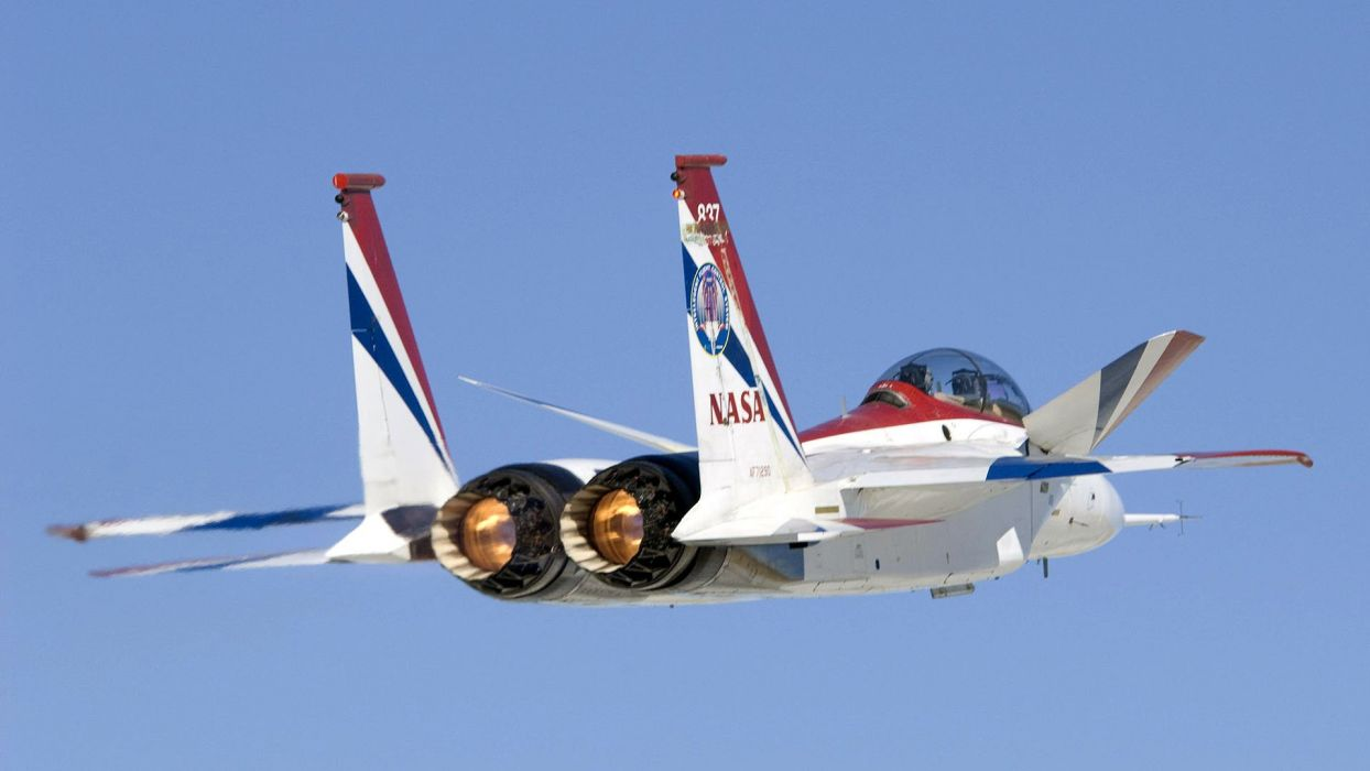 F-15 fighter jet military airplane eagle plane (6) wallpaper